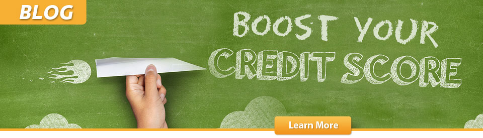 BLOG - Boost Credit Score