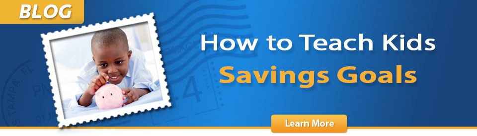 Blog - How to teach kids savings goals