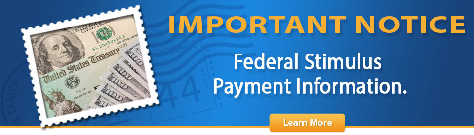 Federal Stimulus Payment Information